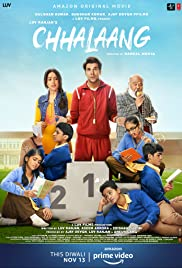 Chhalaang (2020) (WEB-HD Rip) - New BollyWood Movies